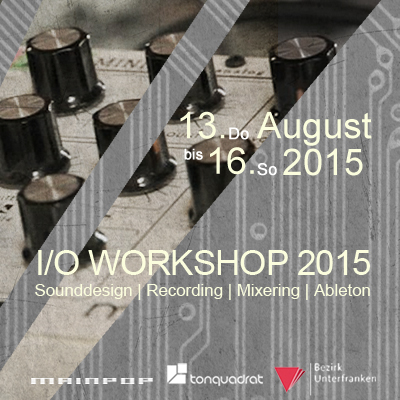Tonquadrat I/O Workshop 2015